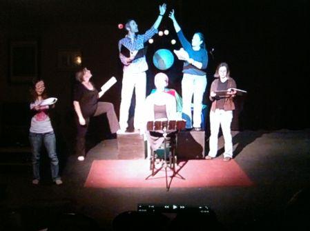 War Metaphor performance